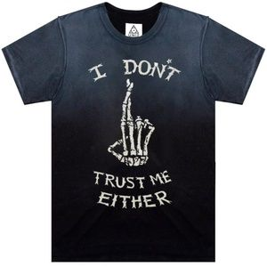 UNIF I Wouldn't Trust Me Either Tee